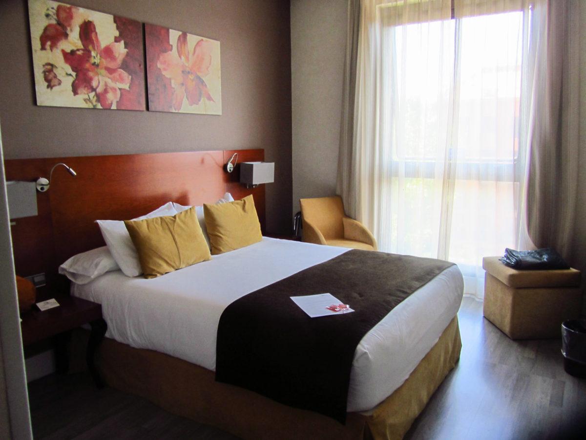 Notre hôtel à Madrid