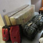 Nos bagages sont prêts !