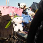 Meumeuh la vaca prête à embarquer pour l'Espagne !
