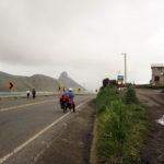 La route vers Quilotoa