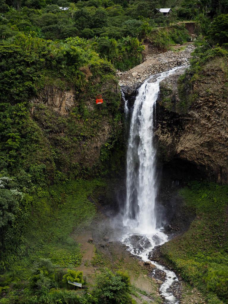 Sur la route des cascades