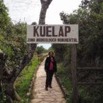 Une entrée du sIte de Kuelap