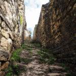Une des 3 entrées de la forteresse