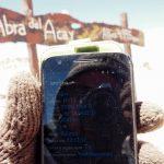Abra del Acay : notre plus haut col routier, 4947 mètres au GPS