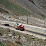 Un sacré camping-car, ancien camion de pompier ?