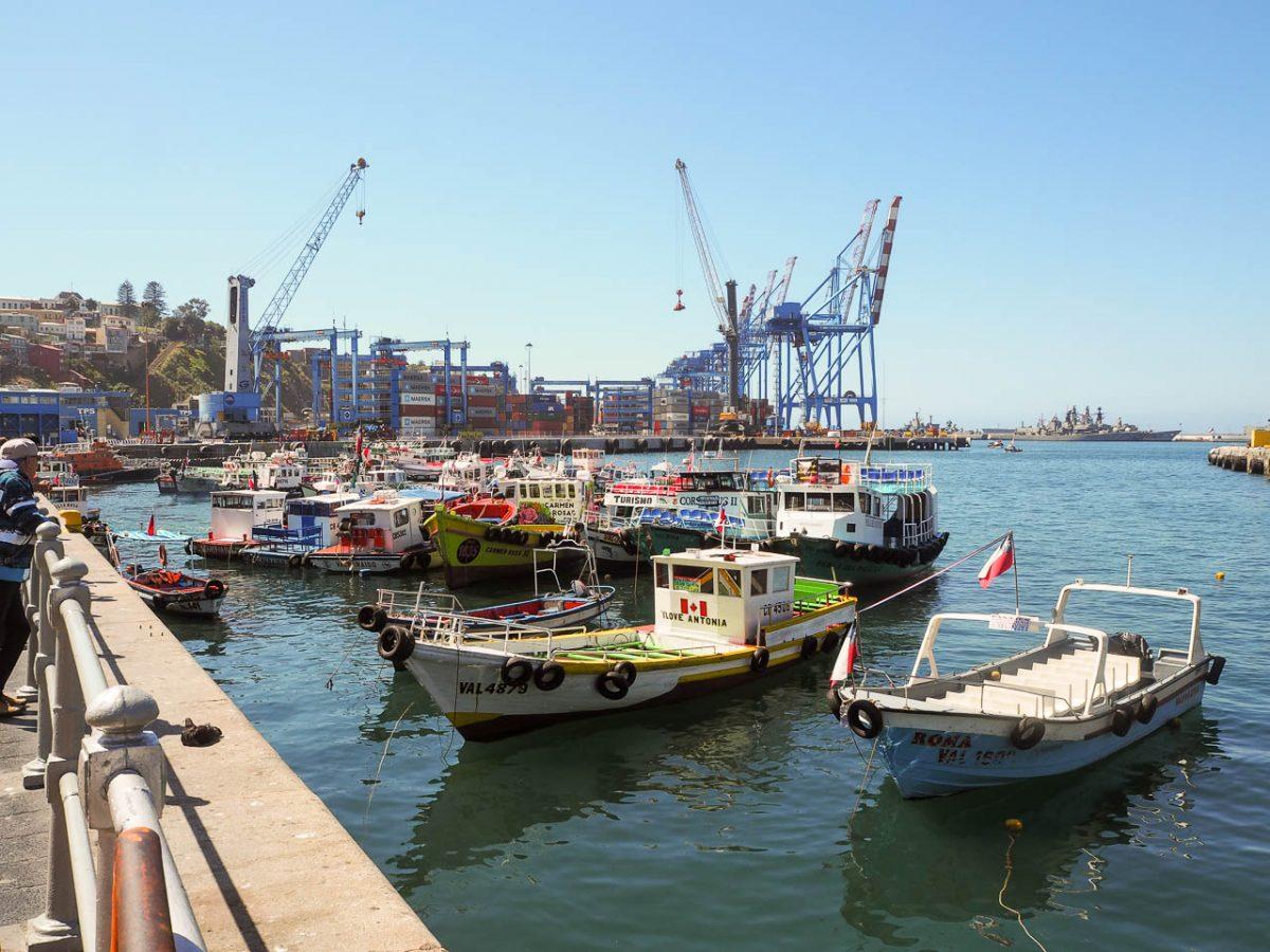 Bateaux de pêche reconvertis dans le tourisme