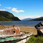 Petit port de Puyuhuapi