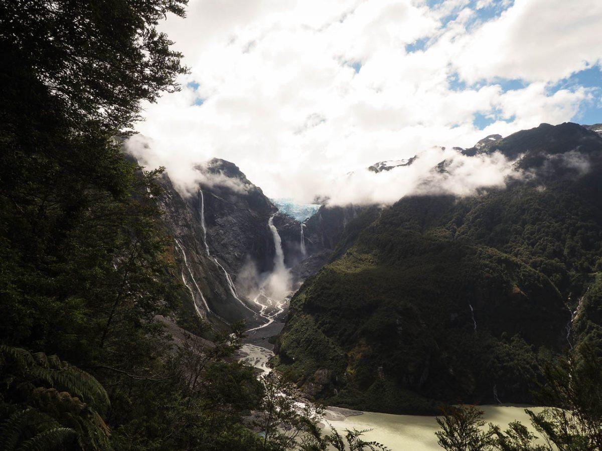 Parc National Queulat - Glacier Ventisquero Colgante