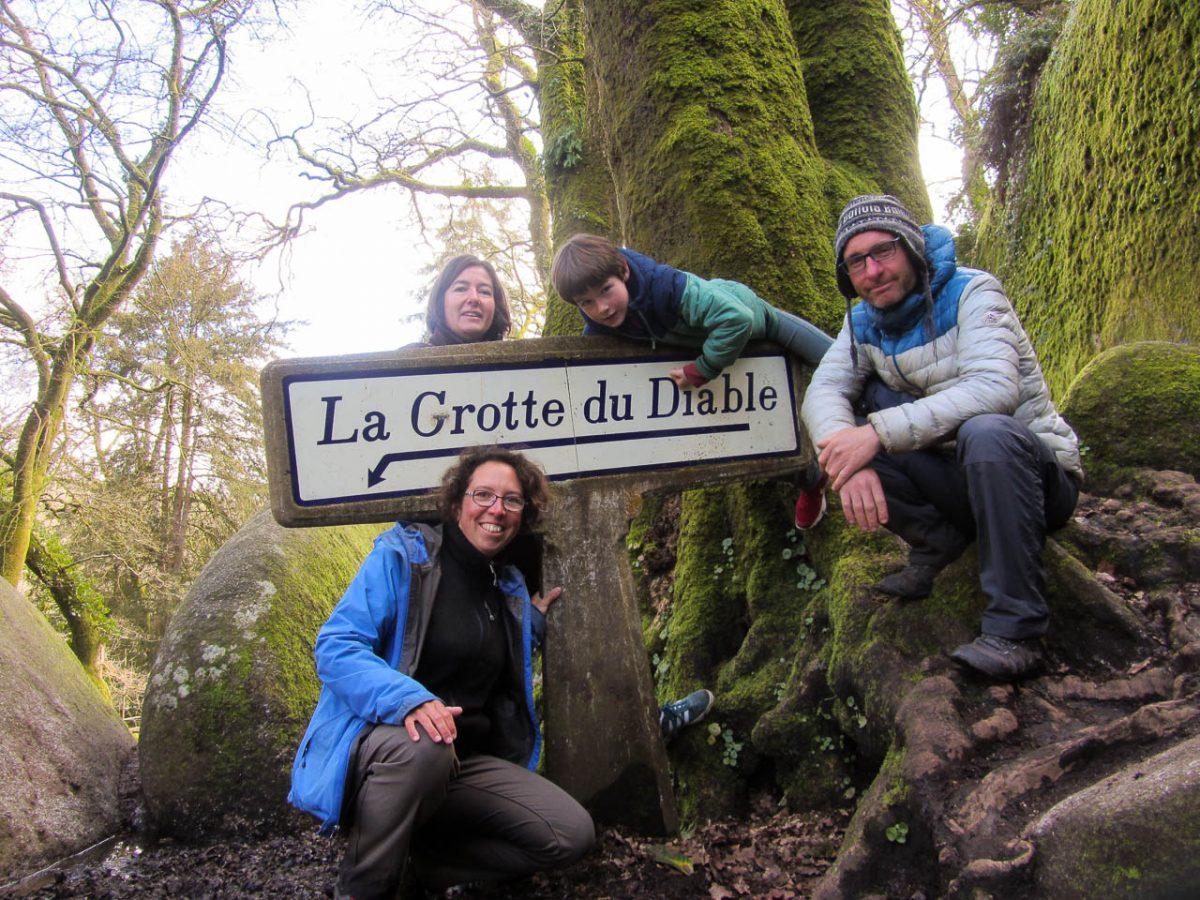 Visite touristique entres amis